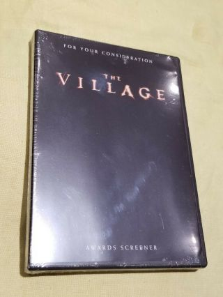 Movie - Fyc For Your Consideration Dvd The Village,