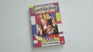 David Cassidy The Partridge Family Complete First Season Dvd Set