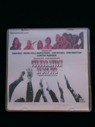 Celebration At Big Sur,  Dvd,  1969