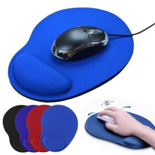 Comfort Wrist Gel Rest Support Mouse Mat Mice Pad Computer Pc Laptop Soft Gaming