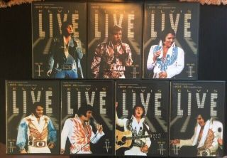 Elvis Presley 7 Dvd Set