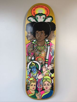 World Industries Ron Chatman Experience Reissue Old School Skateboard Deck