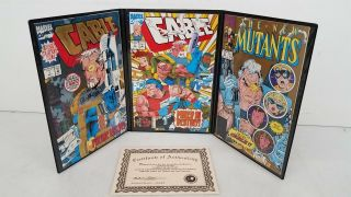 Marvel Comics Cable 1st Issue Collector