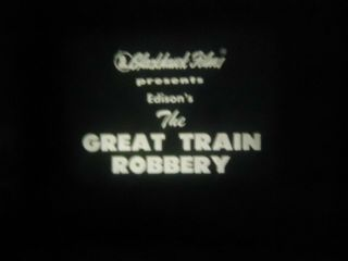 8 The Great Train Robbery 400