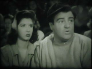 16mm Fun The Run Abbott And Costello Castle Films Sound