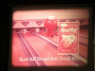 16mm - Tv Commercial - Kool Aid - The Bowling Alley - 30 Sec