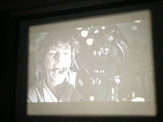 16mm Star Wars - 1976 Theatrical Teaser Trailer
