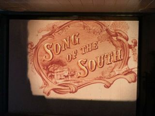 16mm Song Of The South 1946 Walt Disney Feature Film