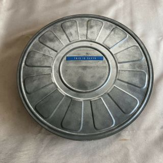 "1981 Elvis Presley 16mm Music Documentary ""this Is Elvis"""
