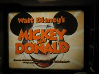 16mm Walt Disney