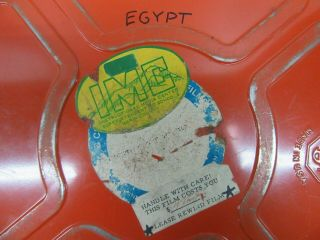 "Egypt (19??) - Eastman "" Off Color "" Documentary Film."