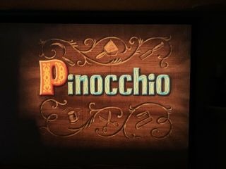16mm Pinocchio Walt Disney Classic 1940 Feature Film Great Color And Sound