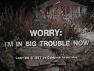 16mm Worry:i'm In Big Trouble Now