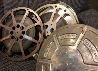 16mm Film Bw Short Cartoons And Comedies With Sound From The 1940s And 1950s