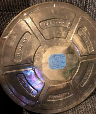 Topsy Turvy Theater 16mm Tv Puppet Shows And Terry - Toon Cartoons On 2 Film Reels