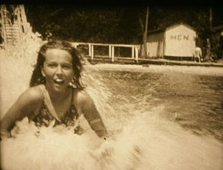 16mm - Swimming And Diving Aces - Castle Films Sports Reel