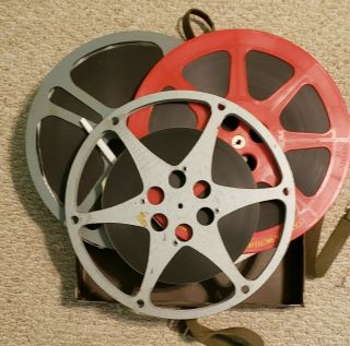 Dr.  Phibes Rises Again (1972) 16mm Film Reel With Vincent Pryce