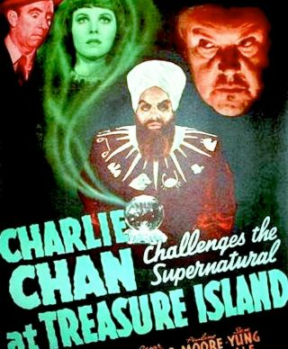 Charlie Chan At Treasure Island Mystery - Thriller 16mm