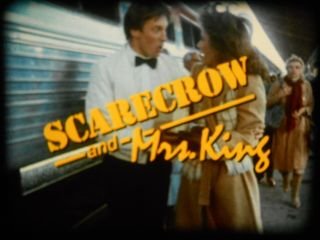 "16mm Film: Tv Show - Scarecrow & Mrs.  King "" Vigilante Mothers "" (kate Jackson)"