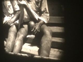 16mm Home Movies India 1920s Native Vendors Villages