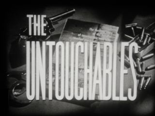 "16mm Film: The Untouchables "" Power Play "" (some Warping)"
