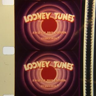 "16mm Film Cartoon: Loony Toons - "" Mexicali Shmoes """