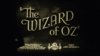 16mm Film Feature: Wizard Of Oz (1939) B&w And Color