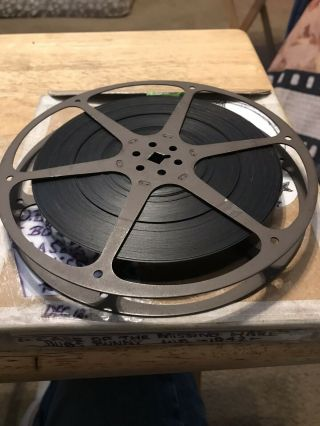 "Bugs Bunny ""case Of The Missing Hare"" 16mm B&w Film"