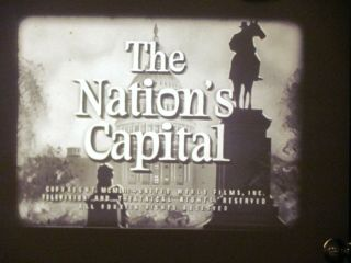 16 Mm Sound 247 1953 Castle The Nation