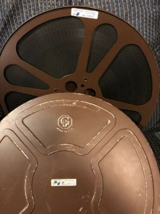 16mm Films - Bw With Sound Two Fisted Law Tim Mccoy And John Wayne