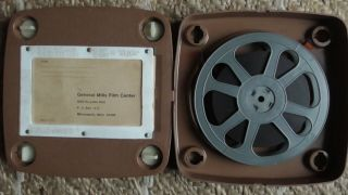 "16mm Educational Film - "" Bread Baking - An American Tradition "" - General Mills"