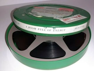 16mm Educational Film A Room Full Of Energy 1983 Energy Conservation Movie