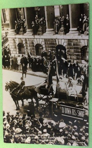 General Booth Funeral Salvation Army Lord Mayor Salute Mansion House Young Photo