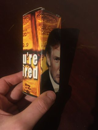"Rare Donald Trump 2016 ""you're Fired"" Titleist Golf Balls Pre - Presidency"