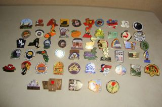 55 - Different Bpoe Elks Lodge Enamel Pins