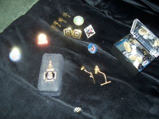 Masonic Accessories,  Jewelry,  Tie Clasps,  Watch Fob Skull & Bones,  Cuff Links.