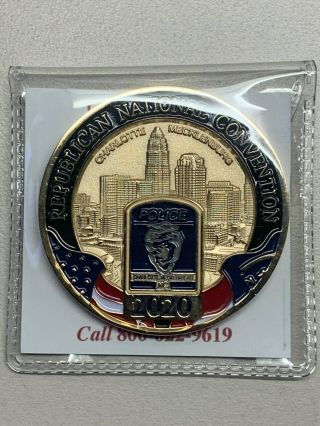 2020 Republican National Convention Rnc Commemorative Coin