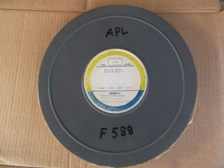 The Eagle Has Landed Flight Of Apollo 11 16mm Color Film Movie With Sound
