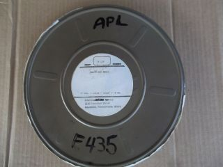 Magic And Music16mm 17 Minute Color Movie W/ Sound 1958 Disneyland Tv Series