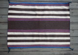 Navajo First Phase Chief's Rug Weaving