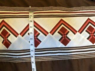 Authentic Seminole Patchwork,  Calfornia King - Size Quilt Top