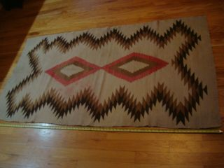 Very Old Navajo Rug,  Blanket
