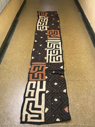 African Art 100 Authentic And Handwoven Kuba Cloth 5