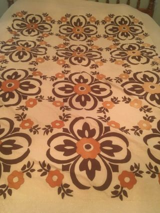 Handmade Vintage Quilt Approx.  78