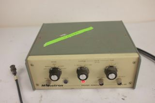 Vintage Molectron Tg - 100 Trigger Generator From 1975