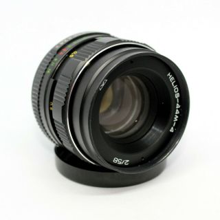Vintage Ussr Lens Helios 44m - 4 58 Mm F/2 M42 For Sony,  Canon,  Nikon 89043038