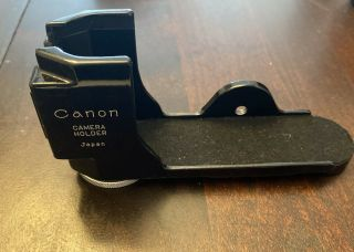 Vintage Canon Camera Holder L Bracket For Ltm Rangefinder Film Cameras V14