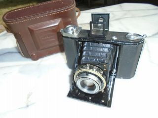 Vintage Ikonta 521/16 Zeiss Ikon Novar - Anastigmat Folding Camera Germany