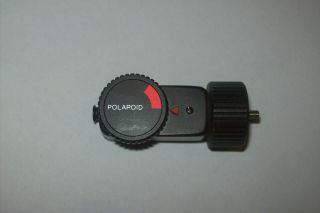 Vintage Metal Functional Camera Self Timer For Polaroid Cameras -