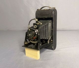 Vintage Voigtlander Film Camera - Shutter - Antique German Camera 1900s
